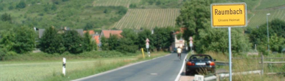 Raumbach, unsere Heimat.